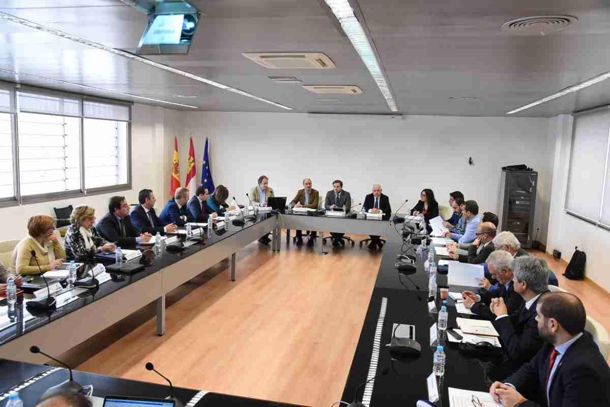 Pacto por el Crecimiento y la Convergencia Economica de Castilla La Mancha