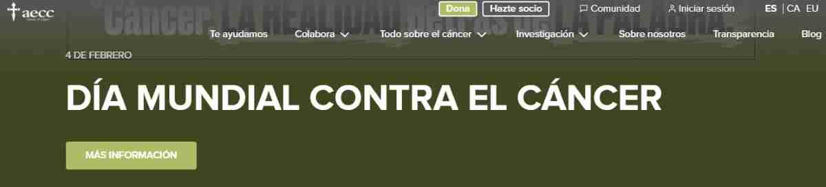 informe de aecc y oliver wyman en el dia mundial contra el cancer