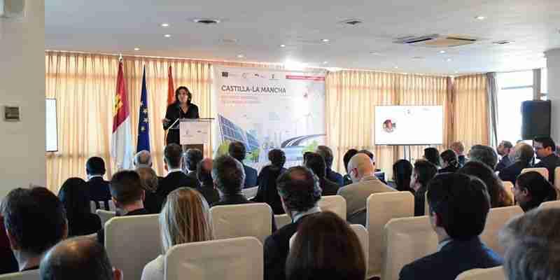 El Gobierno de Castilla-La Mancha impulsará un Consejo de Captación de Inversión Extranjera para cohesionar la estrategia de atracción de proyectos de capital internacional 1