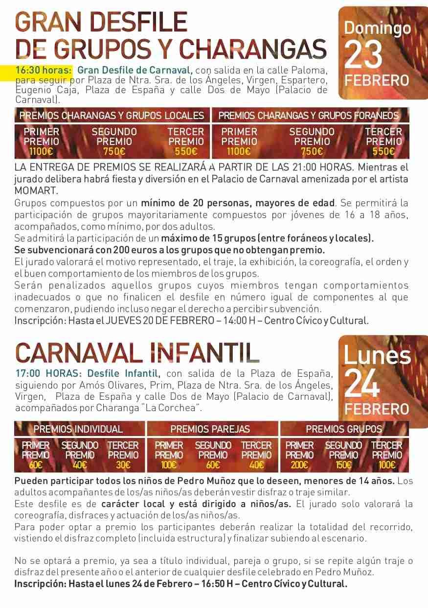Pedro Muñoz presenta su programación para Carnaval 2020 11