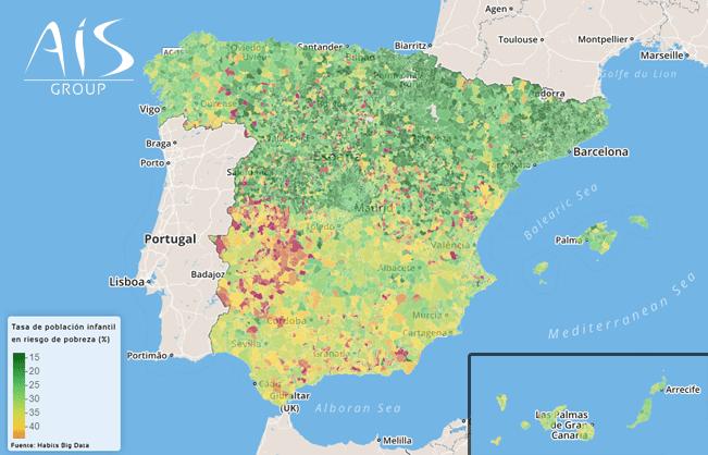 Castilla la Mancha, cuarta comunidad con el porcentaje más alto de población infantil en riesgo de pobreza 3
