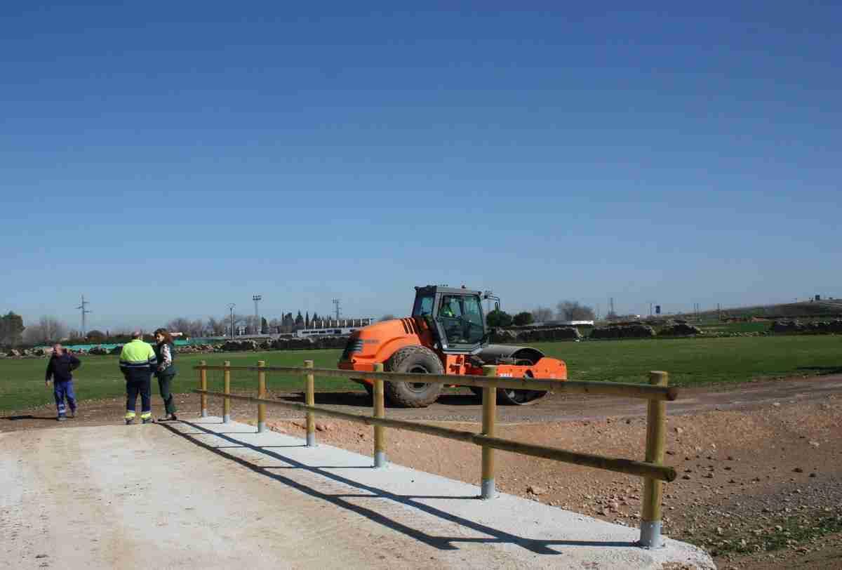 La ronda agrícola de Torralba de Calatrava está finalizada 2