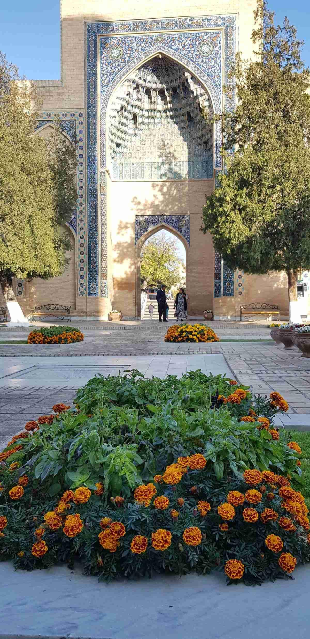 Samarcanda, la joya más preciada de Asia Central 101