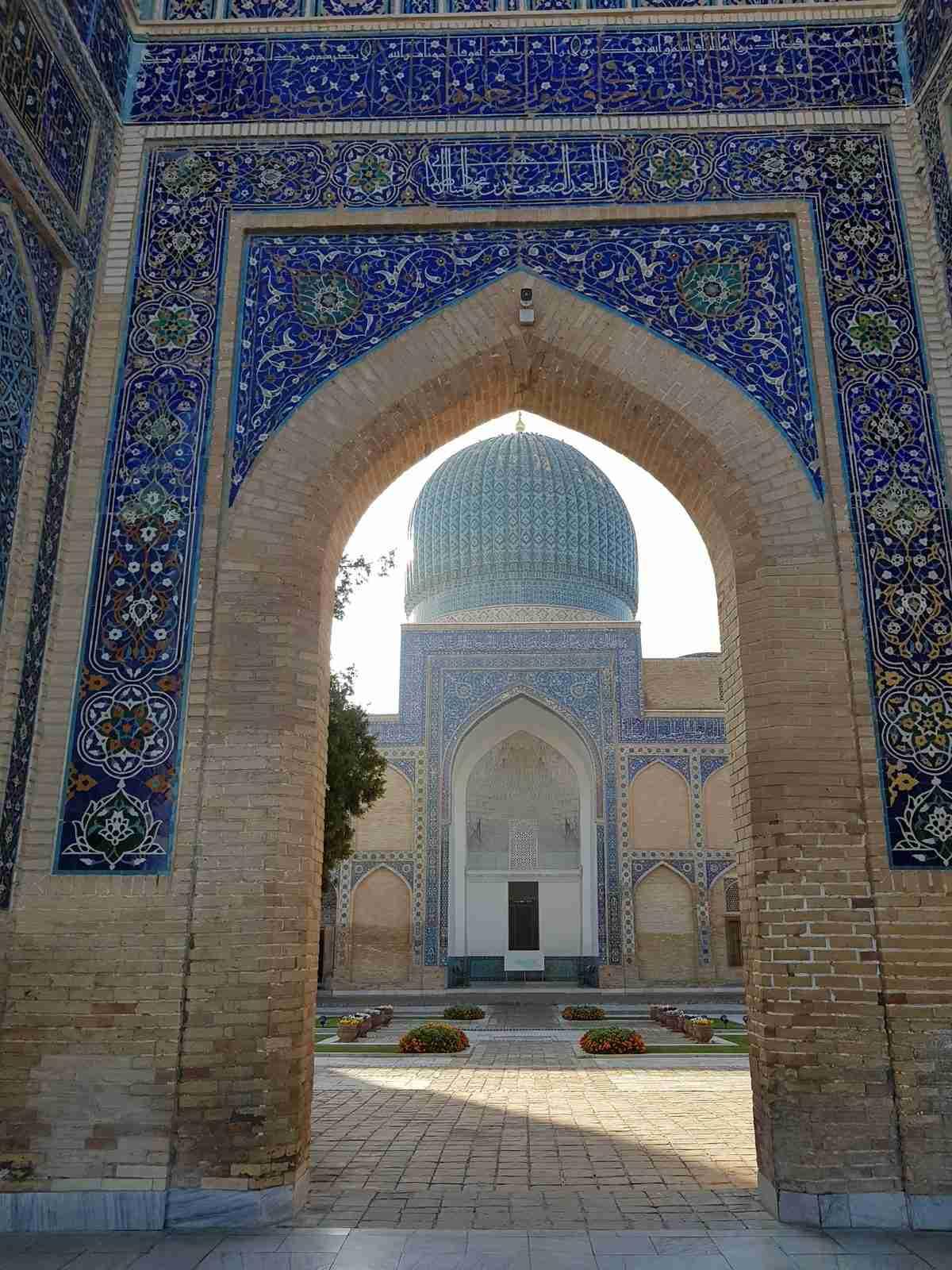 Samarcanda, la joya más preciada de Asia Central 103