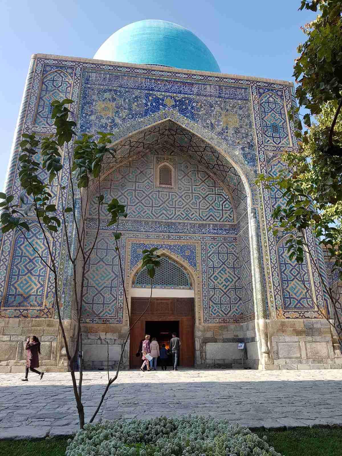 Samarcanda, la joya más preciada de Asia Central 106