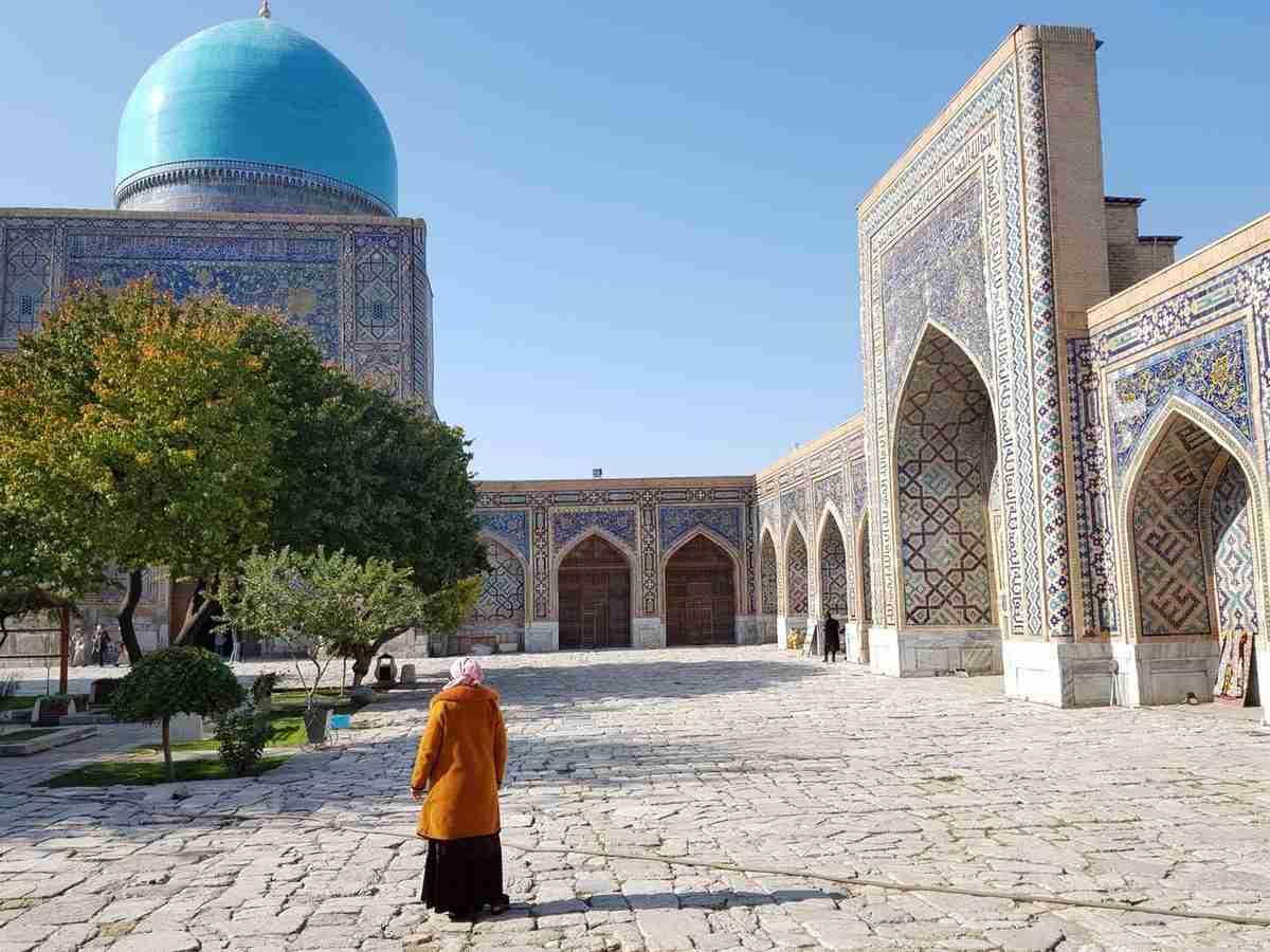 Samarcanda, la joya más preciada de Asia Central 107