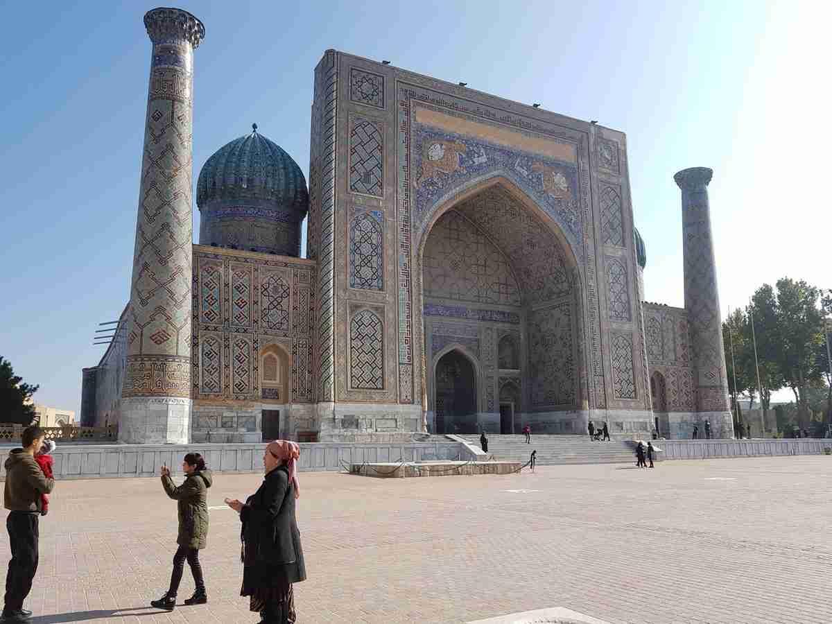 Samarcanda, la joya más preciada de Asia Central 108