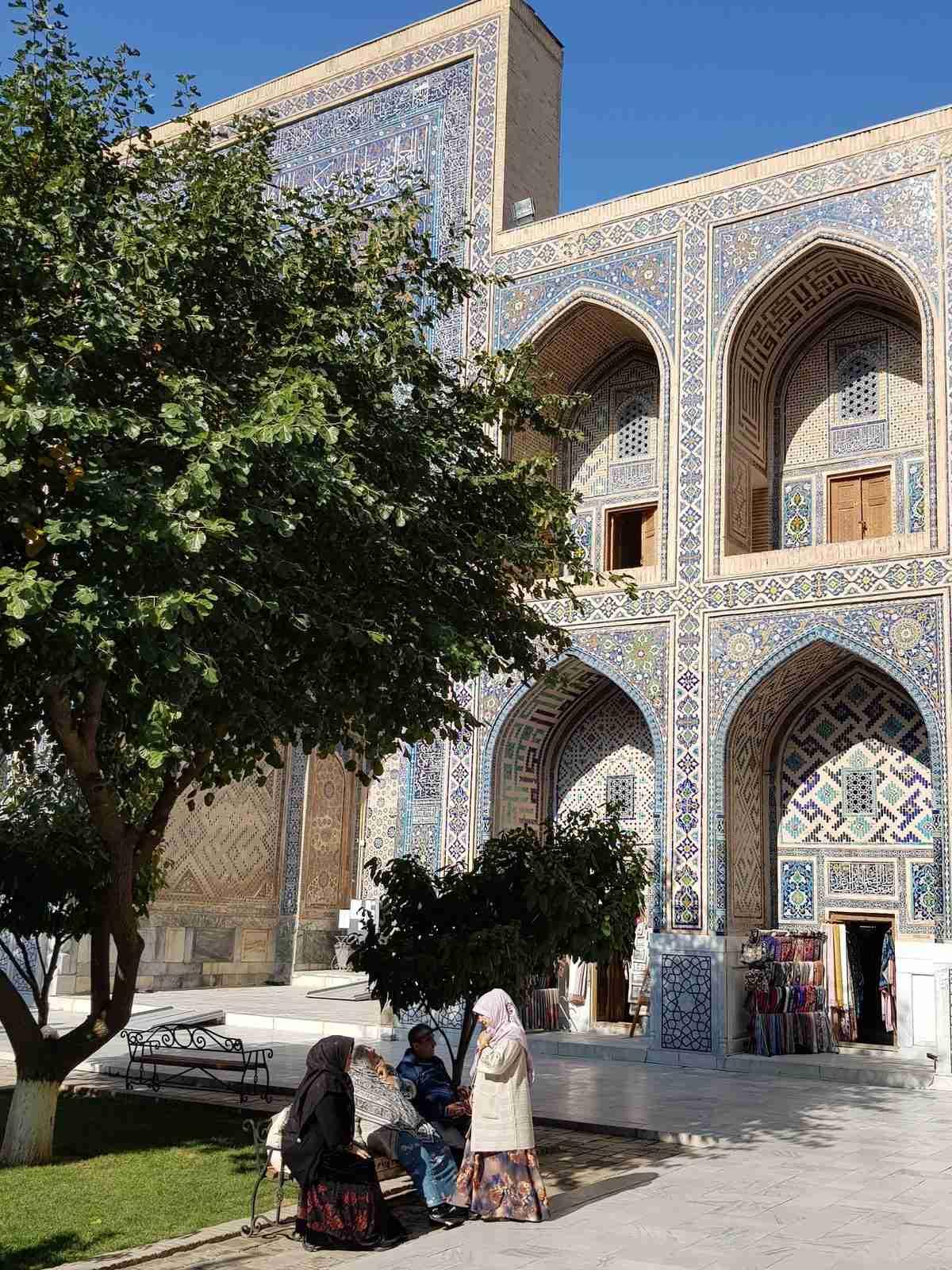 Samarcanda, la joya más preciada de Asia Central 109