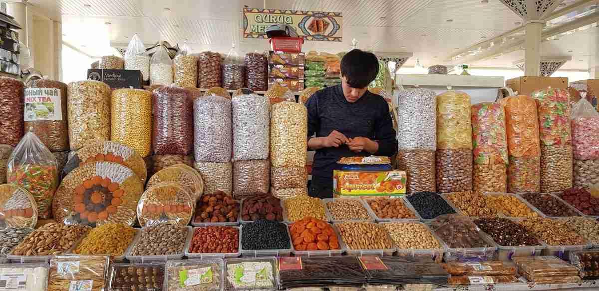 Samarcanda, la joya más preciada de Asia Central 92