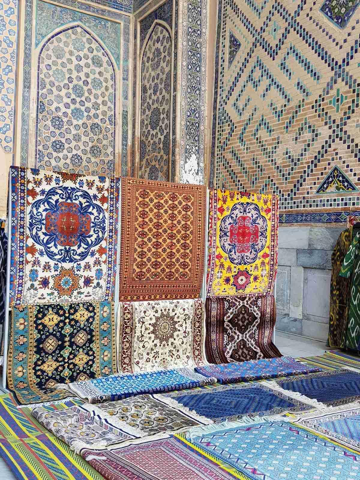 Samarcanda, la joya más preciada de Asia Central 110