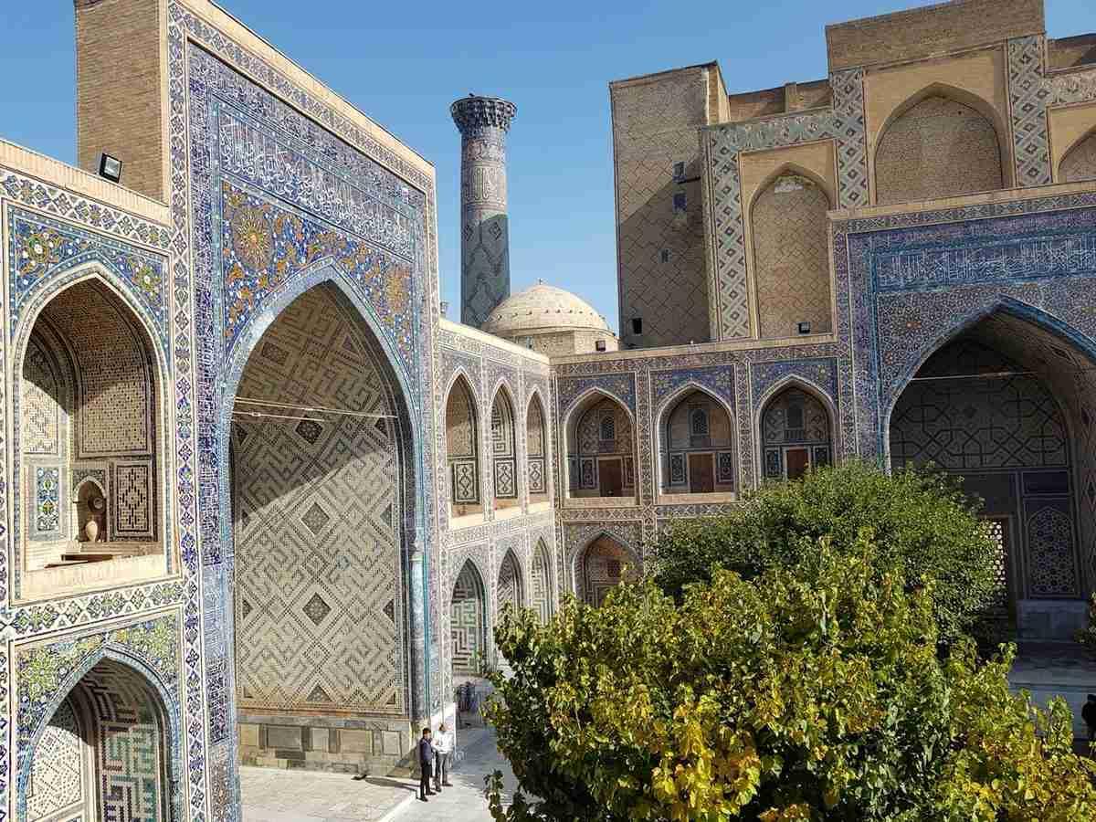 Samarcanda, la joya más preciada de Asia Central 111
