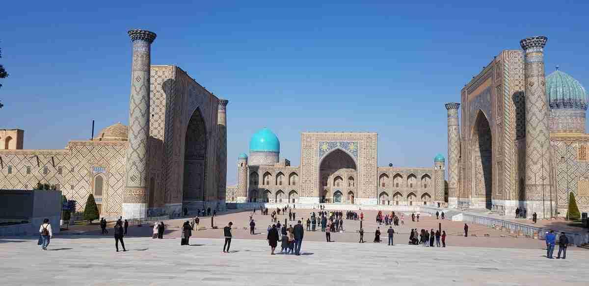 Samarcanda, la joya más preciada de Asia Central 112