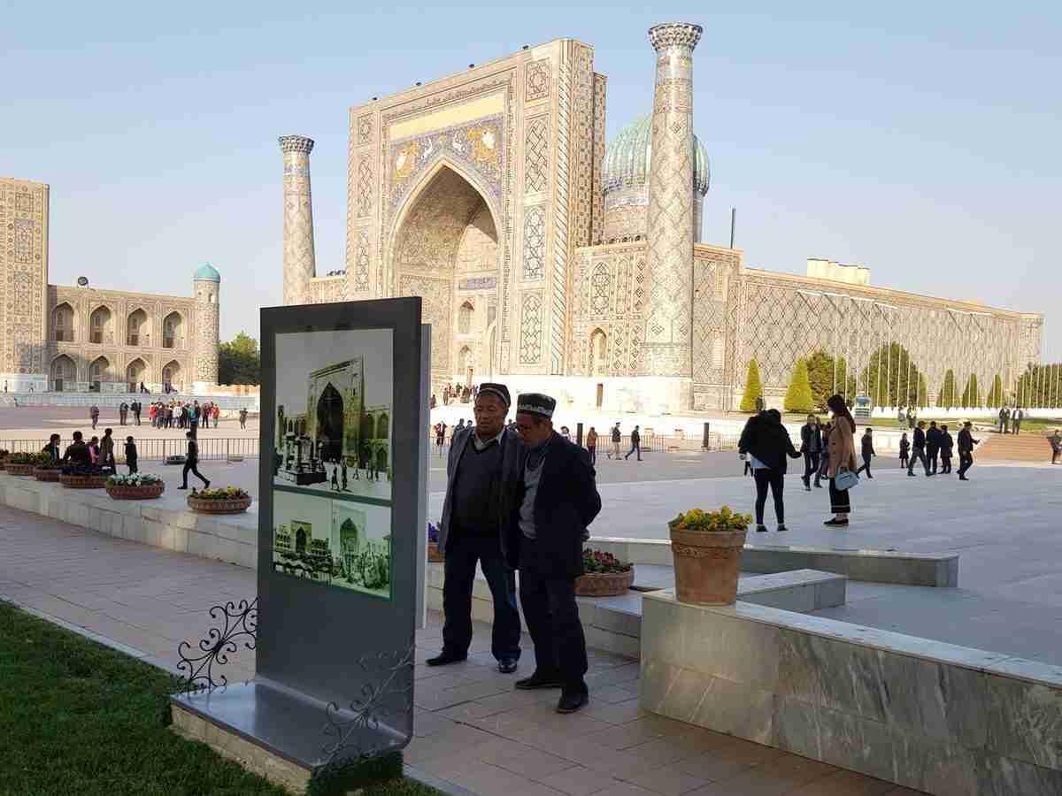 Samarcanda, la joya más preciada de Asia Central 113