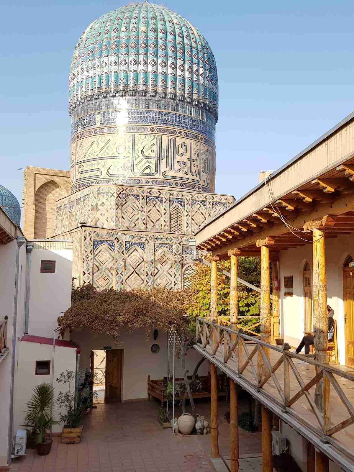 Samarcanda, la joya más preciada de Asia Central 115