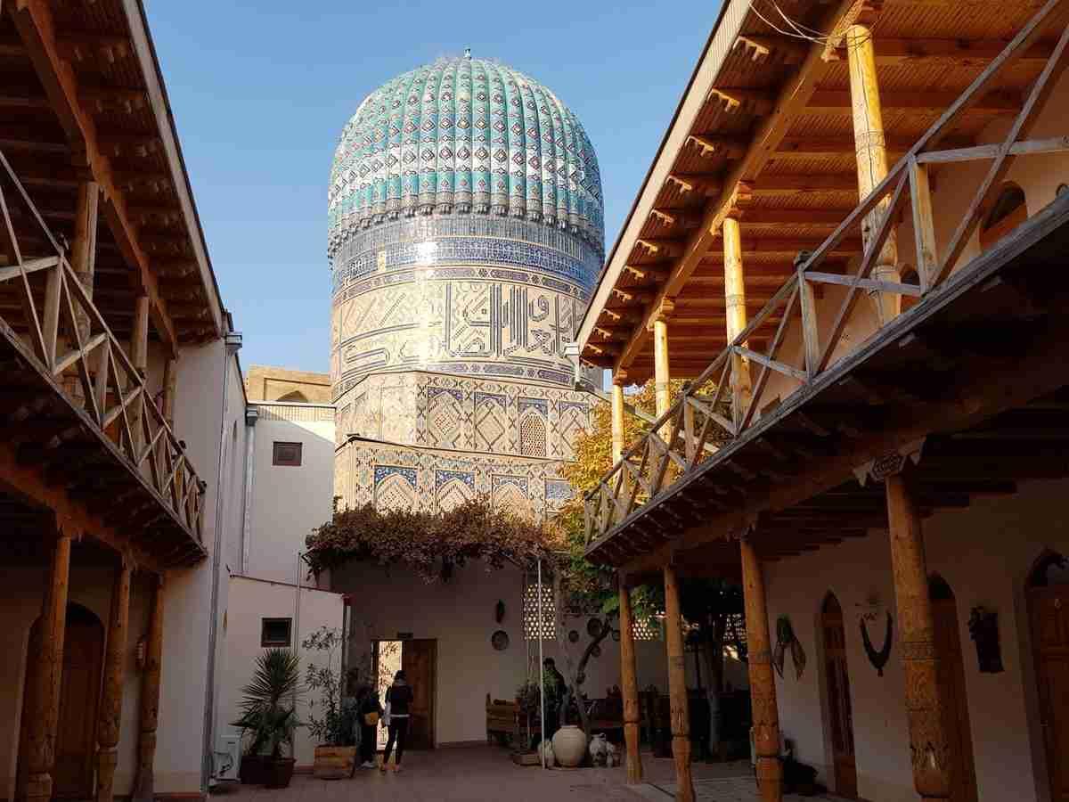 Samarcanda, la joya más preciada de Asia Central 116