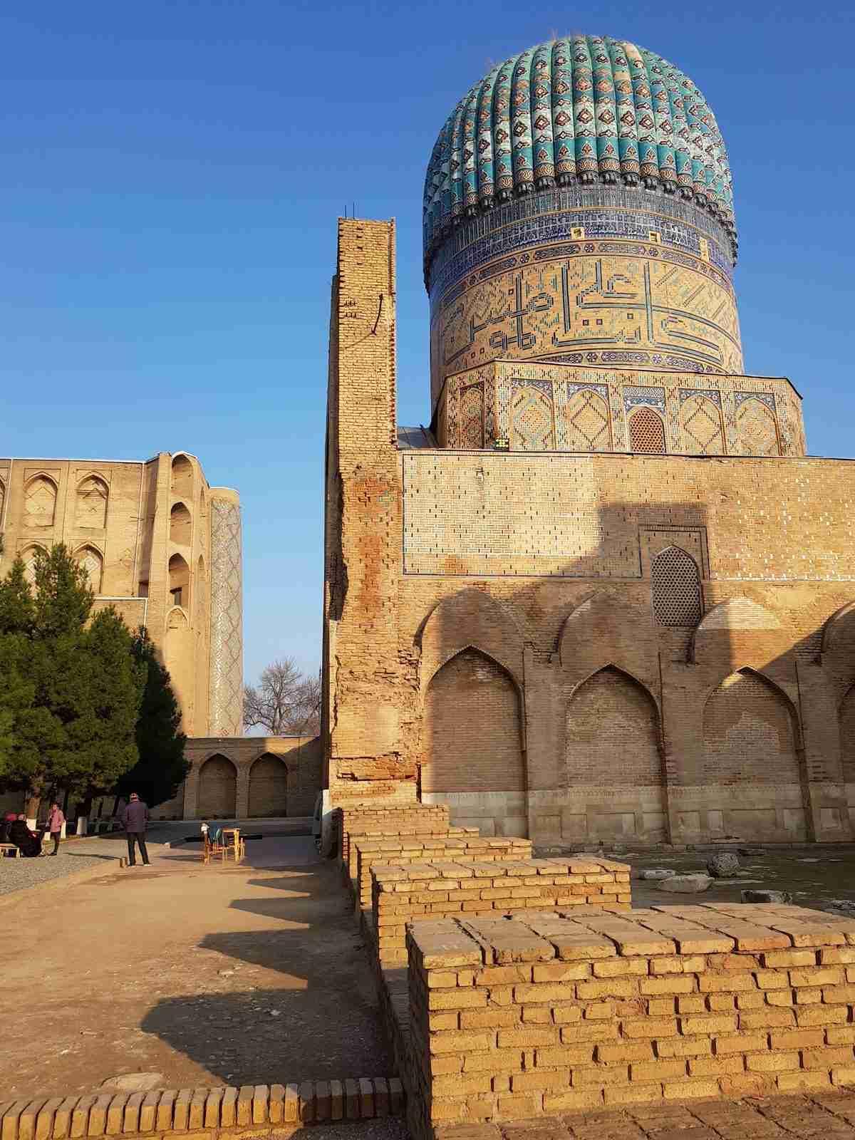 Samarcanda, la joya más preciada de Asia Central 117