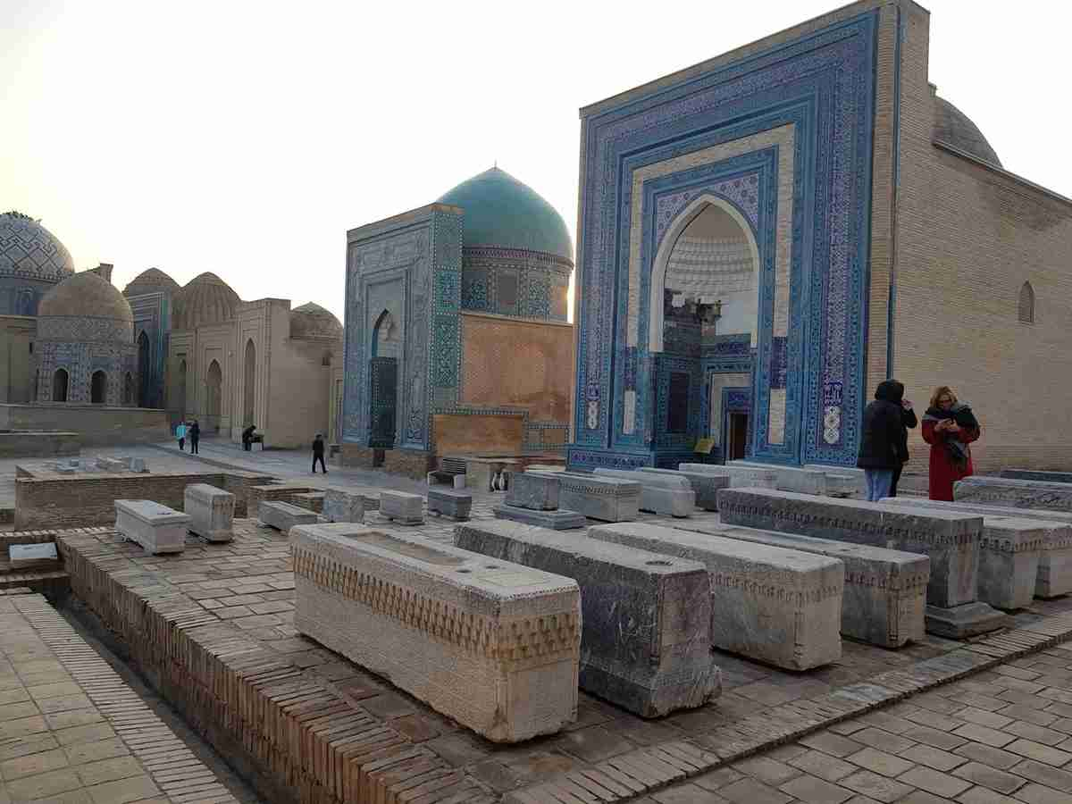 Samarcanda, la joya más preciada de Asia Central 118