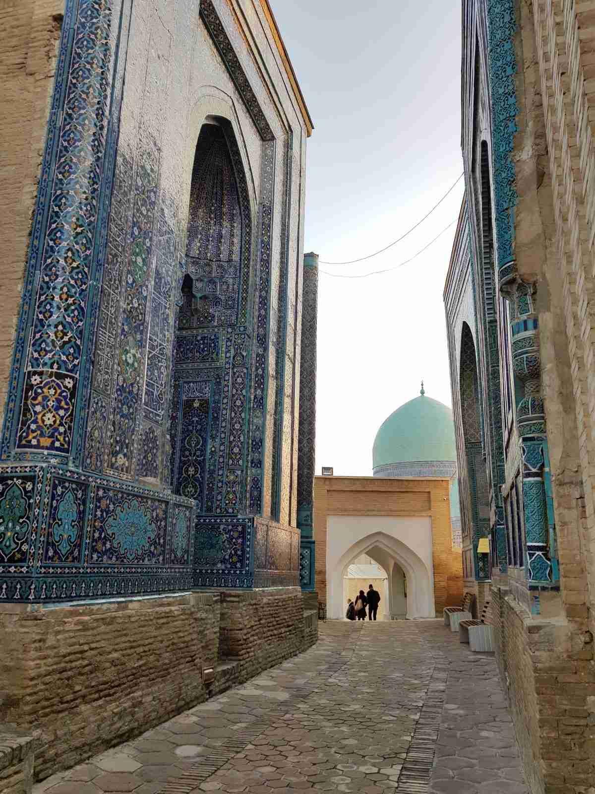 Samarcanda, la joya más preciada de Asia Central 119