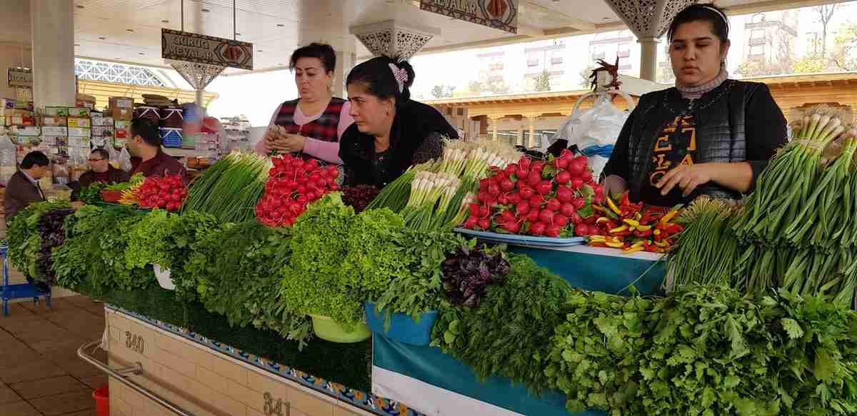 Samarcanda, la joya más preciada de Asia Central 93