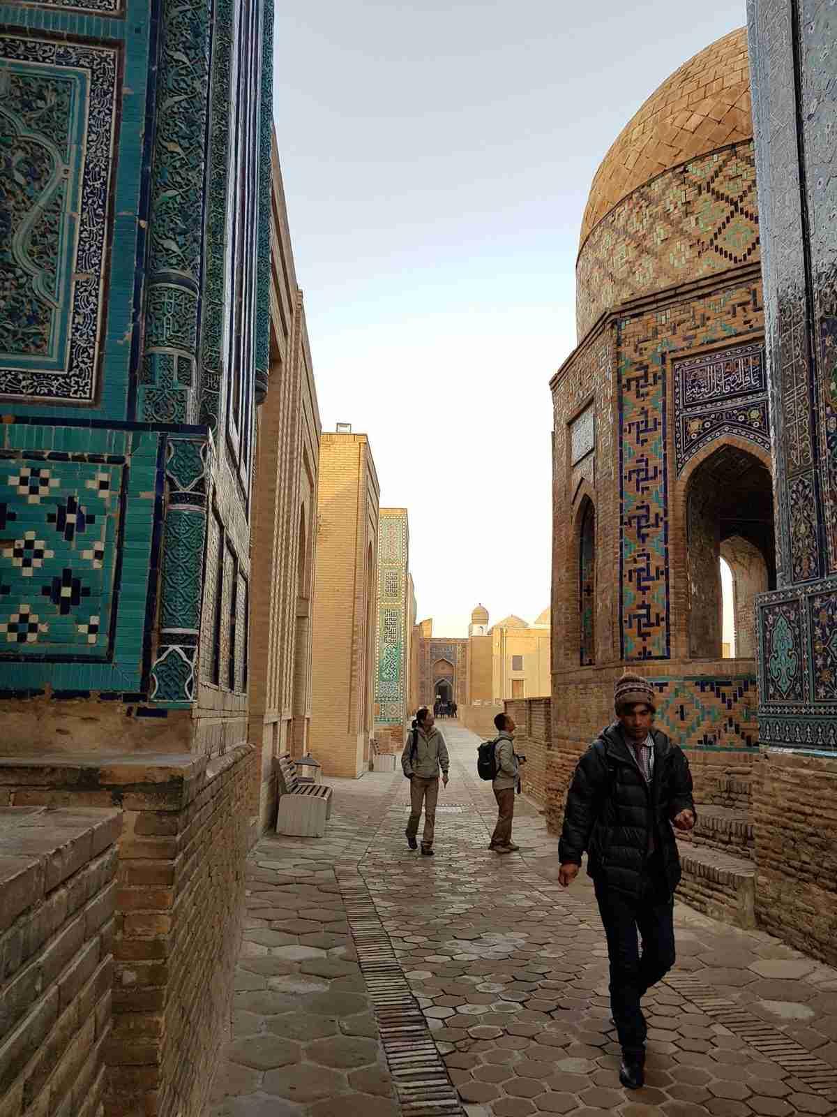 Samarcanda, la joya más preciada de Asia Central 120