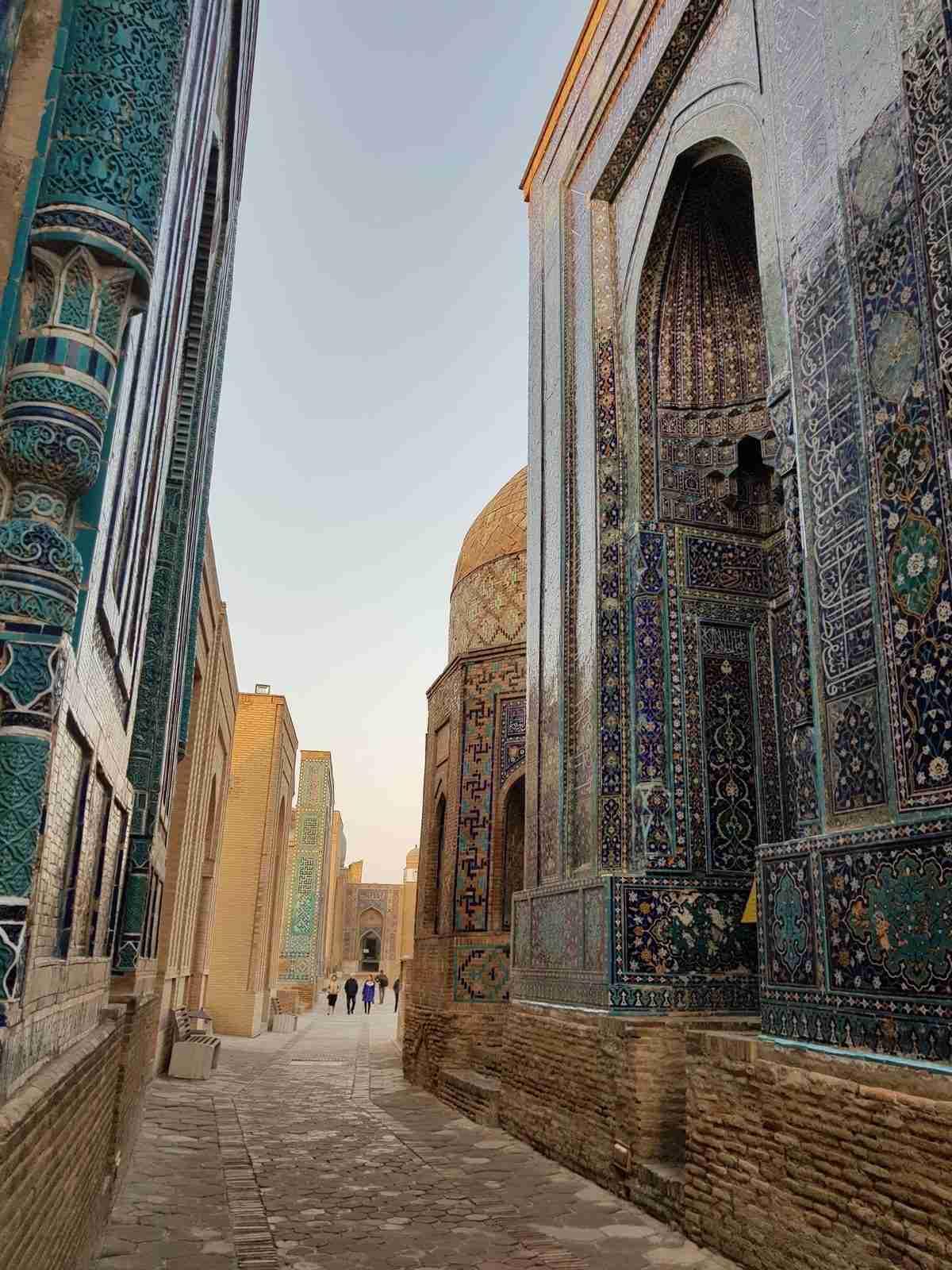 Samarcanda, la joya más preciada de Asia Central 121