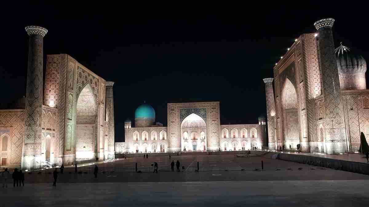 Samarcanda, la joya más preciada de Asia Central 122