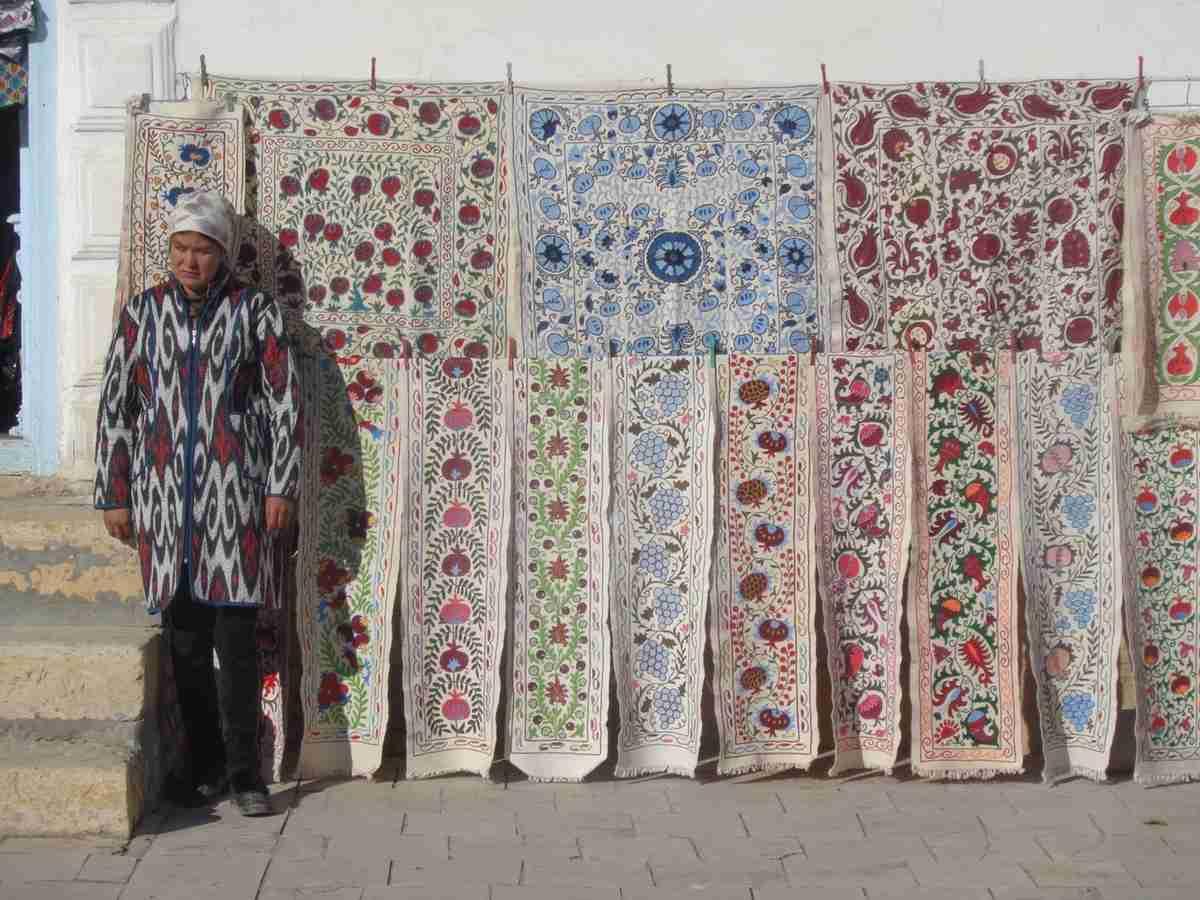 Samarcanda, la joya más preciada de Asia Central 125