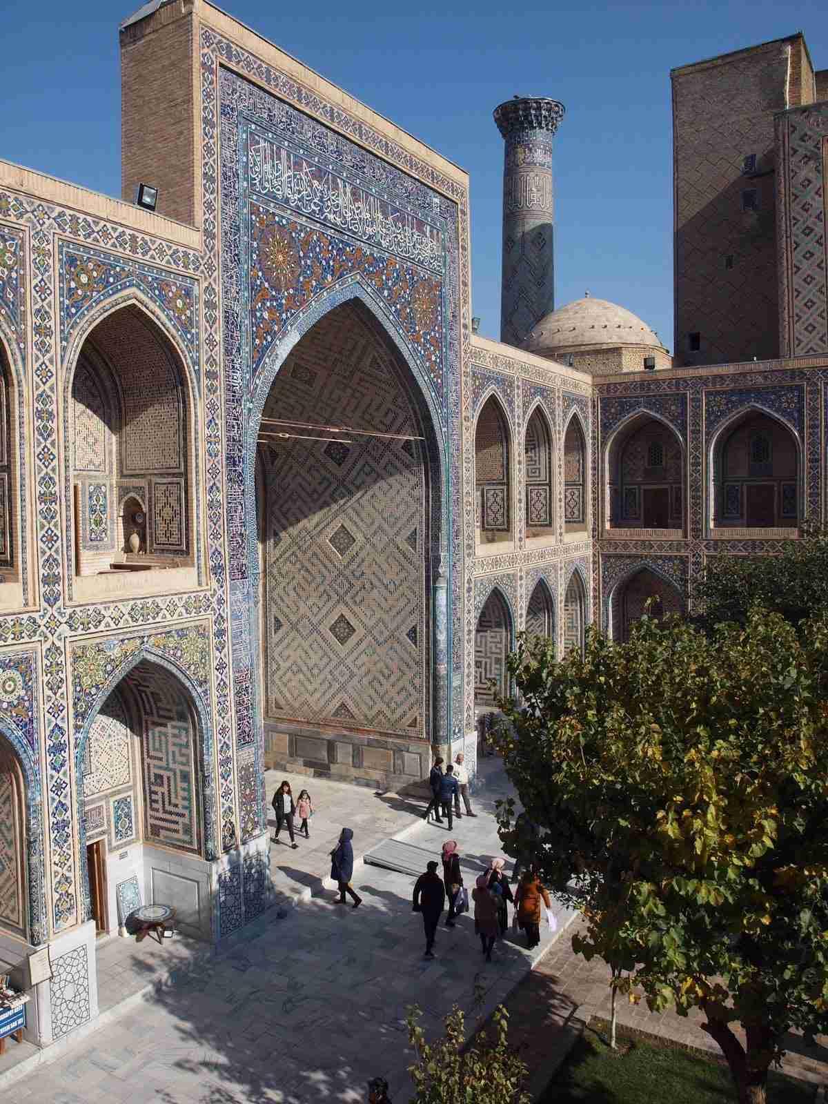 Samarcanda, la joya más preciada de Asia Central 128