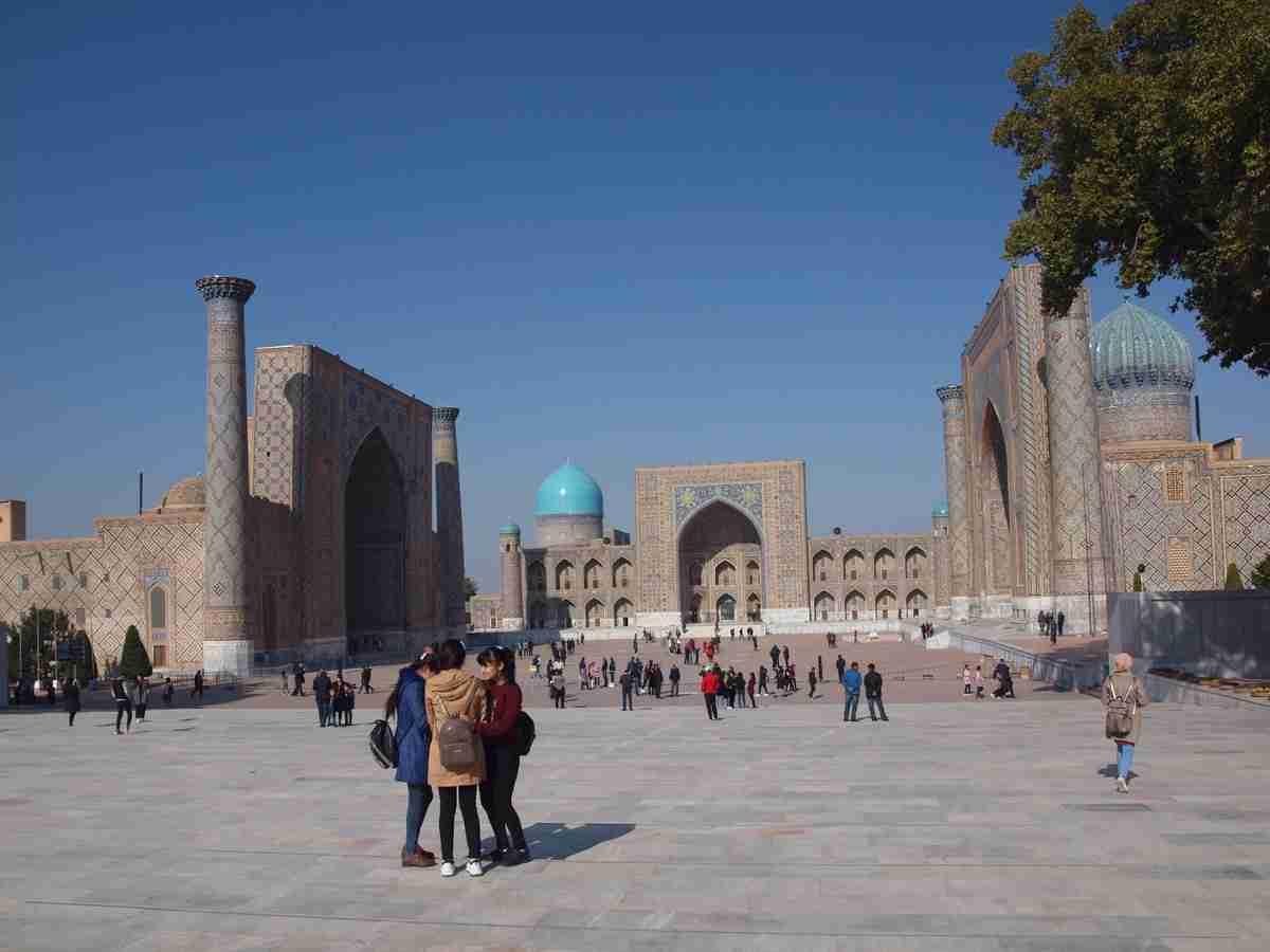 Samarcanda, la joya más preciada de Asia Central 129