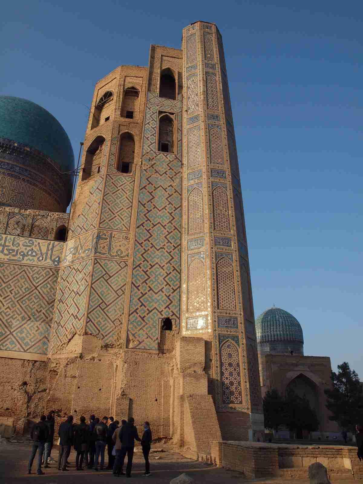 Samarcanda, la joya más preciada de Asia Central 130