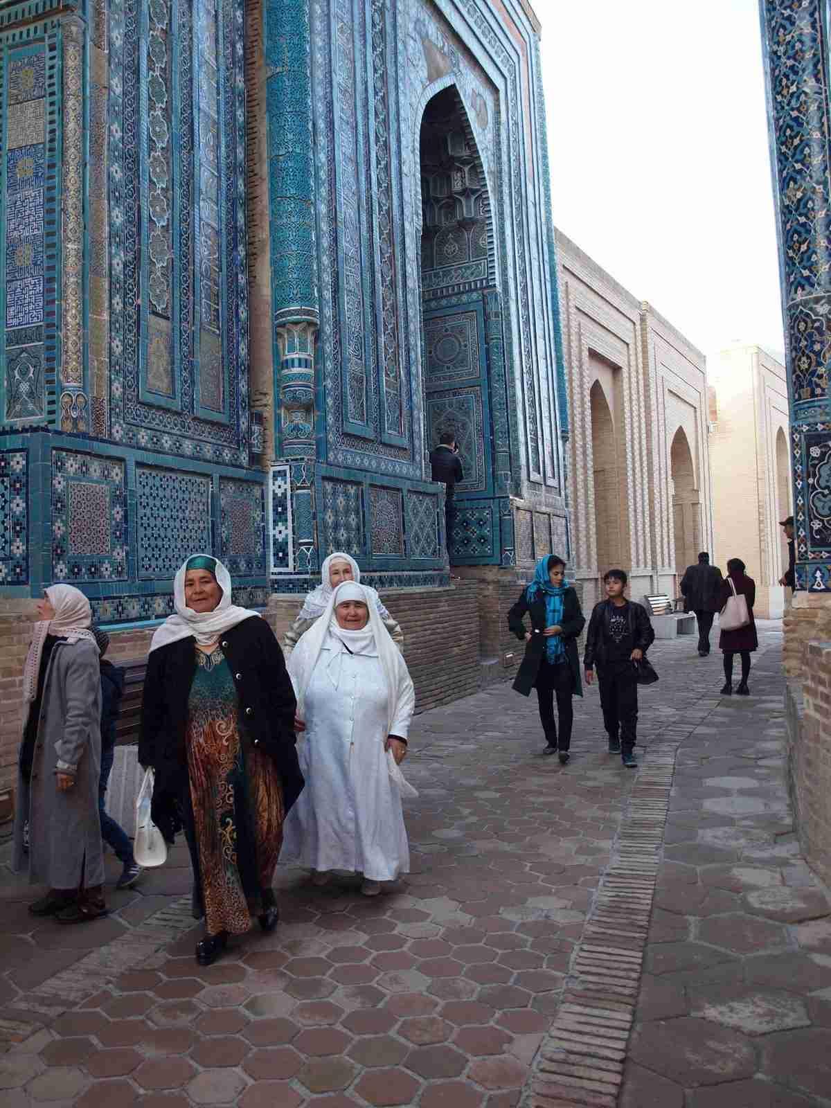 Samarcanda, la joya más preciada de Asia Central 131