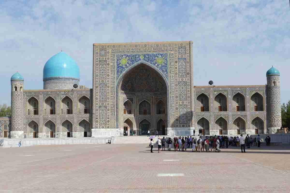 Samarcanda, la joya más preciada de Asia Central 134