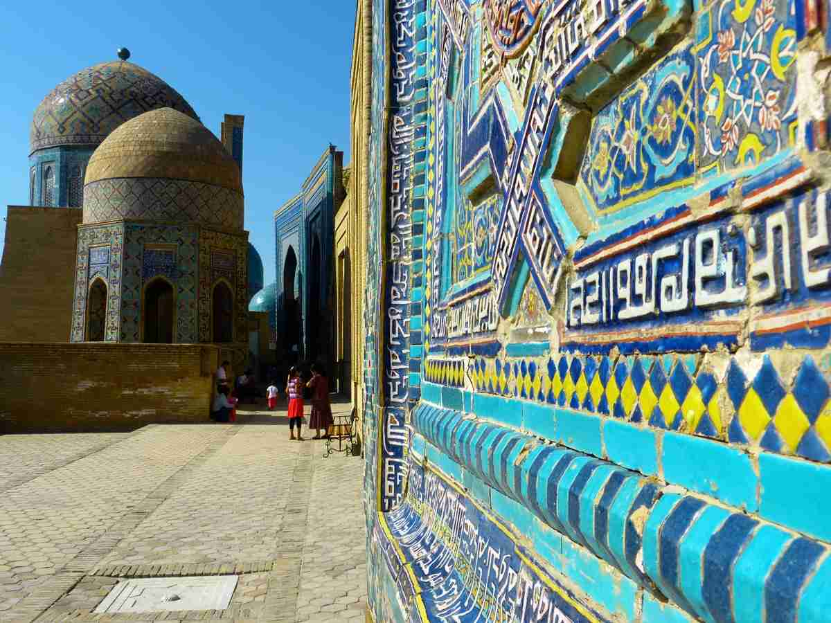 Samarcanda, la joya más preciada de Asia Central 135