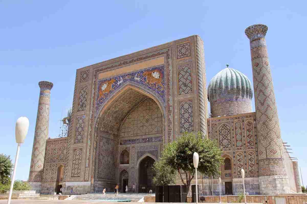 Samarcanda, la joya más preciada de Asia Central 137