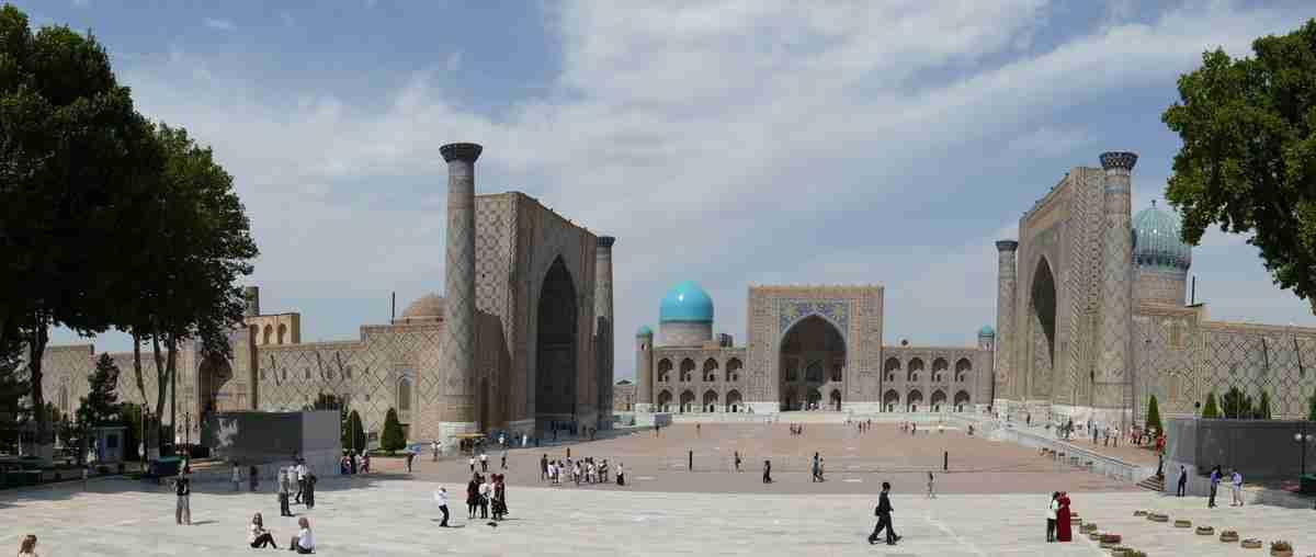 Samarcanda, la joya más preciada de Asia Central 138