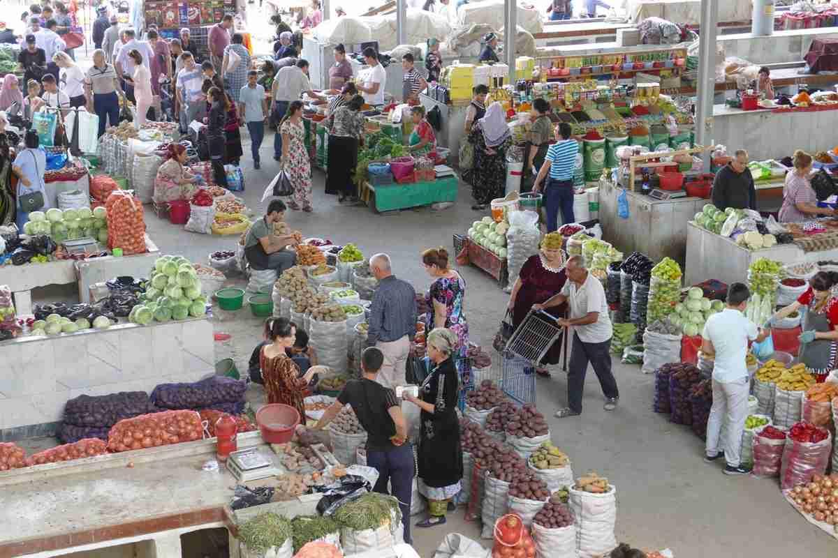 Samarcanda, la joya más preciada de Asia Central 139