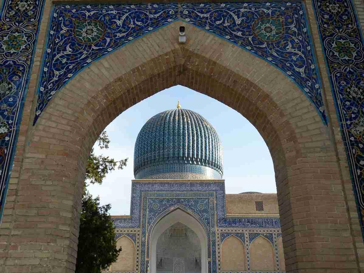 Samarcanda, la joya más preciada de Asia Central 140
