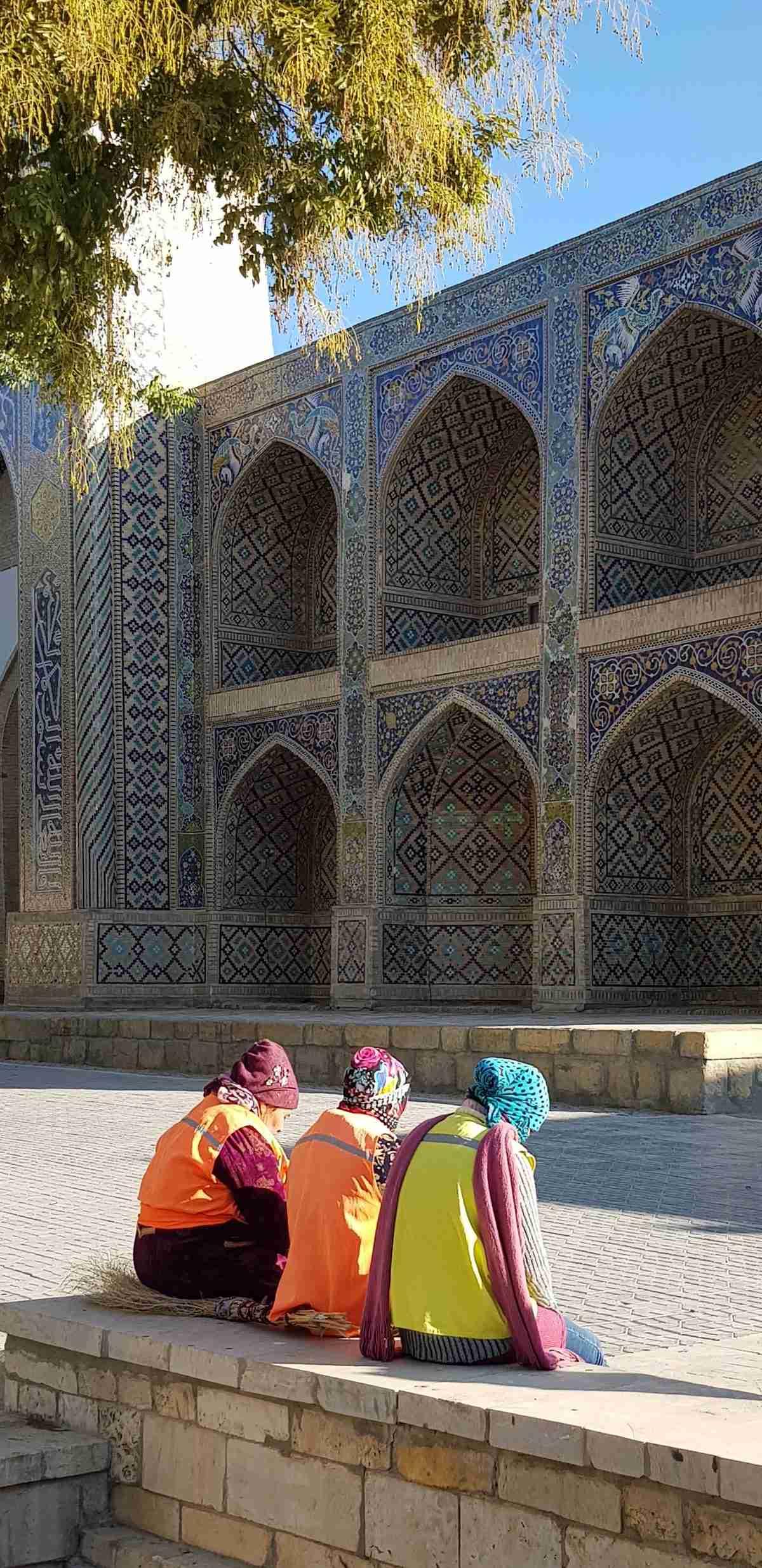 Samarcanda, la joya más preciada de Asia Central 97