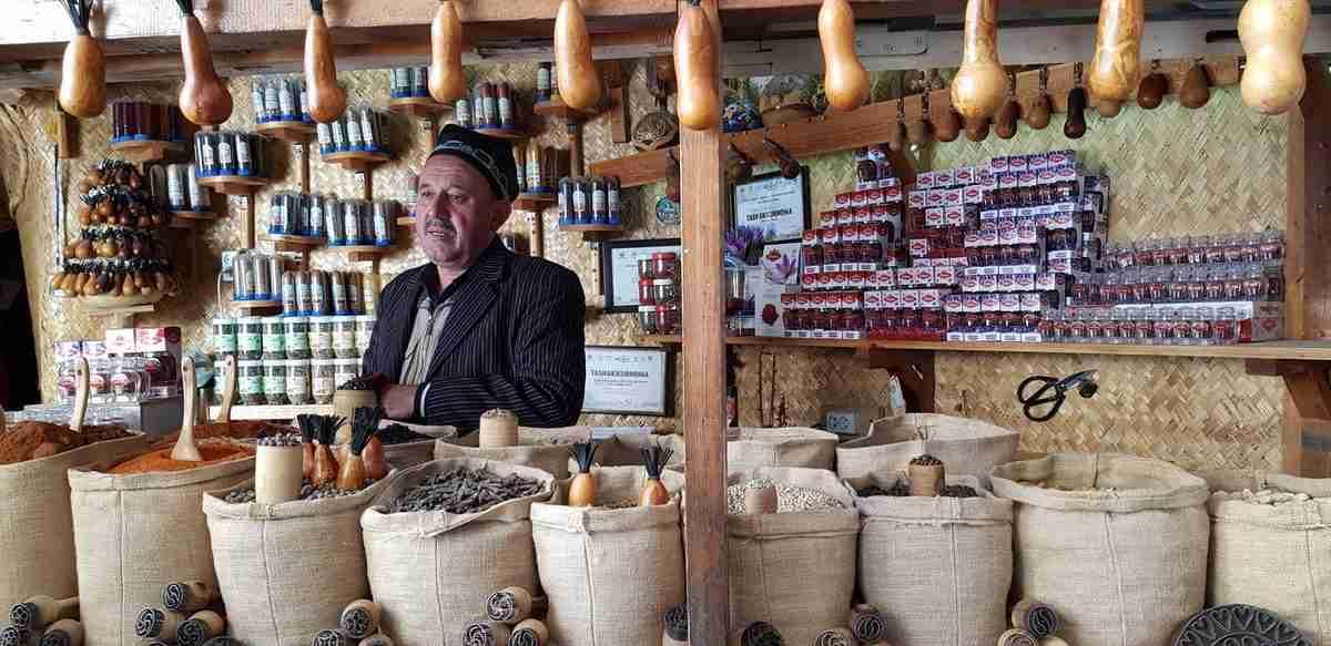Samarcanda, la joya más preciada de Asia Central 98
