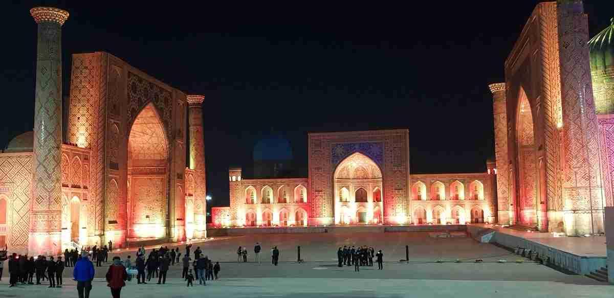 Samarcanda, la joya más preciada de Asia Central 99