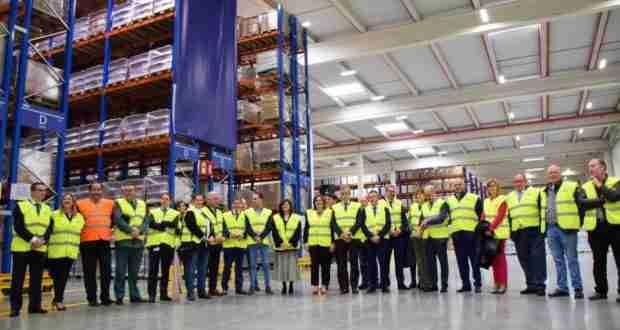 Castilla-La Mancha es la cuarta región con mayor superficie de almacenamiento para el sector logístico nacional 1
