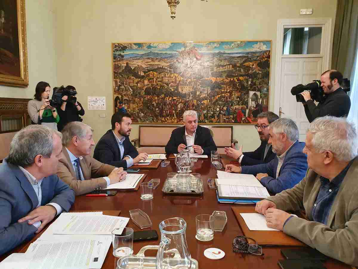 El Gobierno regional dispuso 5,5 millones de euros para la provincia de Guadalajara y la transición energética 1