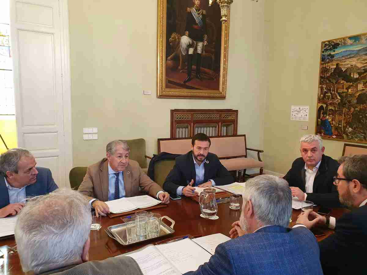 El Gobierno regional dispuso 5,5 millones de euros para la provincia de Guadalajara y la transición energética 3