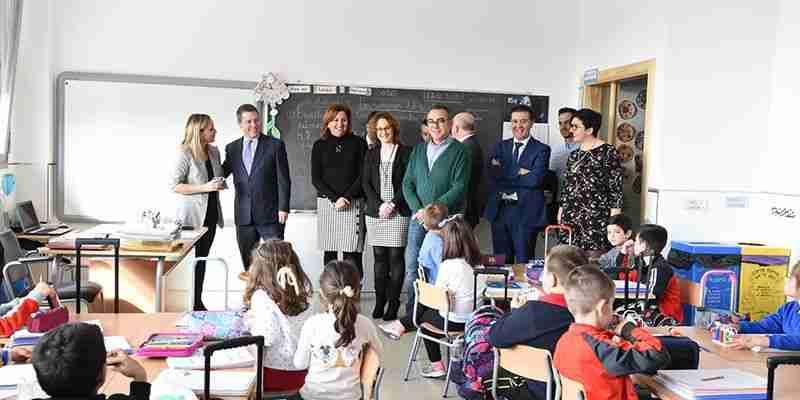 El Gobierno regional impulsa el desarrollo en zonas rurales y la internacionalización de sus centros educativos a través de los programas Erasmus 3
