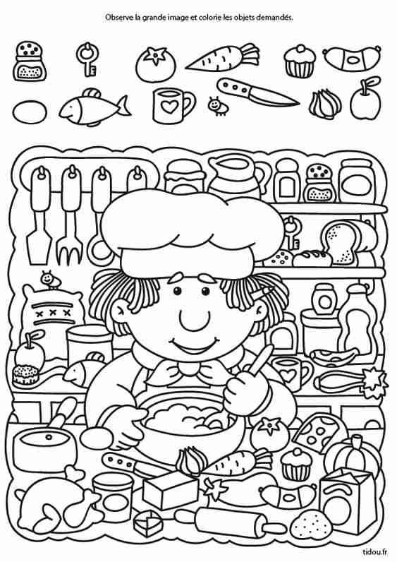 dibujos para colorear con ninos IX