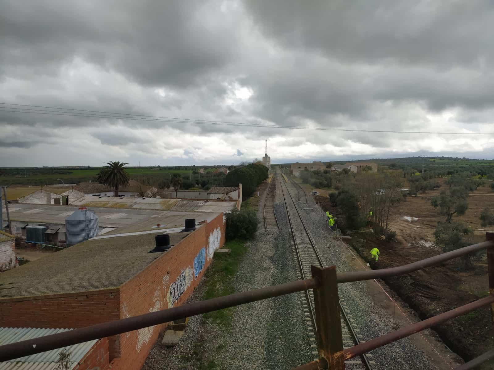 Alerta sanitaria y ferroviaria en la línea Madrid-Extremadura 3