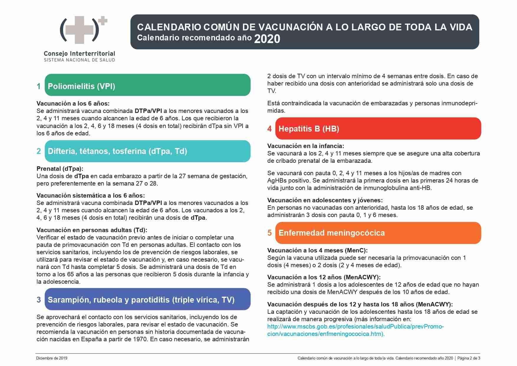 ¿Me tengo que vacunar de SARAMPIÓN? 8