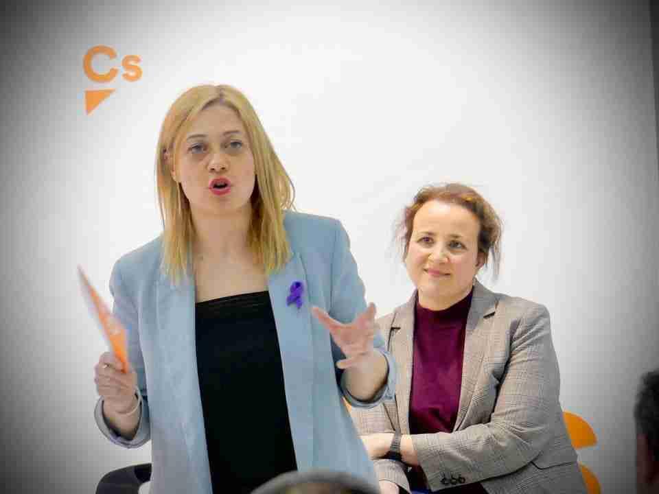 Carmen Picazo y María Ángeles Rosado toman posesión como miembros de la Ejecutiva de Inés Arrimadas representando a C-LM 3