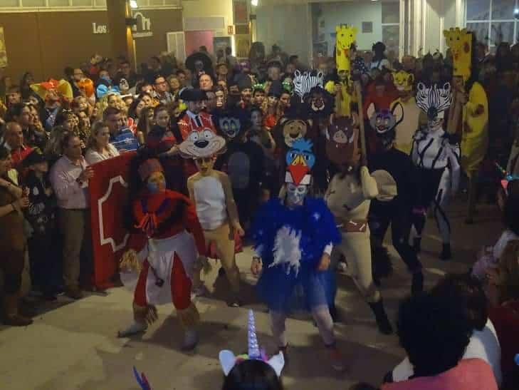 Torralba de Calatrava dijo adiós a su Carnaval por todo lo alto 16