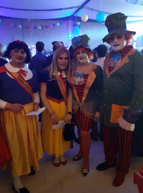 Torralba de Calatrava dijo adiós a su Carnaval por todo lo alto 17